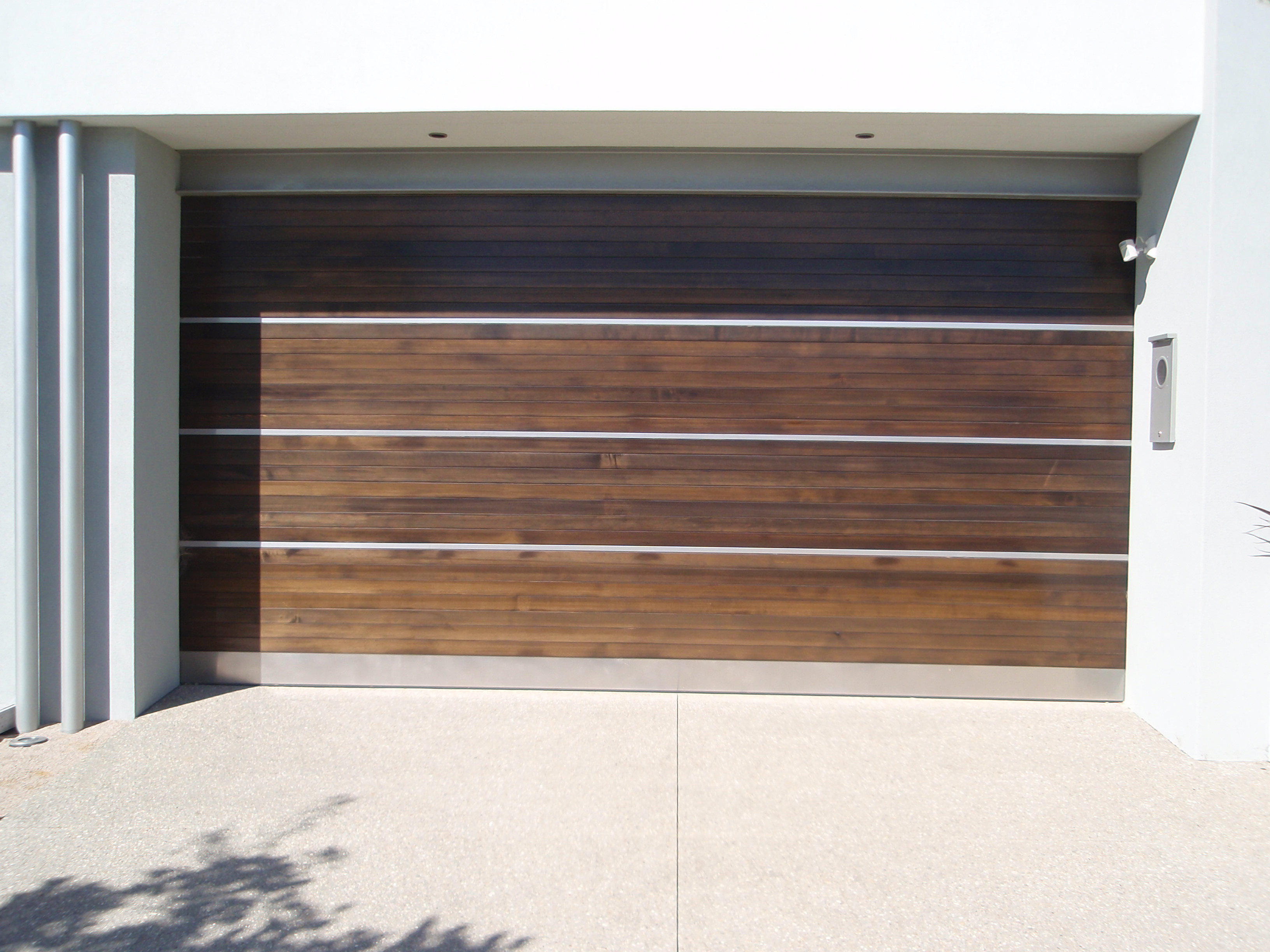 2448 #81604A ALI STRIP & W.R.C. West Coast Garage Doors picture/photo Specialty Garage Doors 36893264