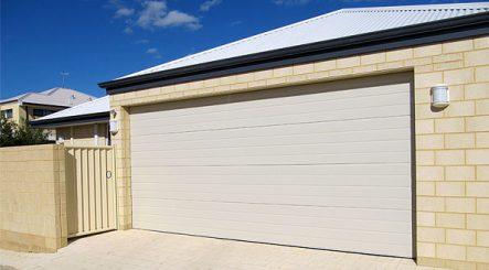 Colorbond Garage Doors Perth Colorbond Steel Garage Doors
