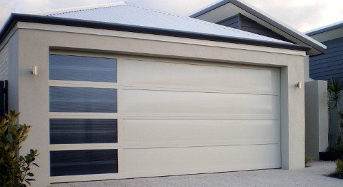 Custom28 Lrge West Coast Garage Doors
