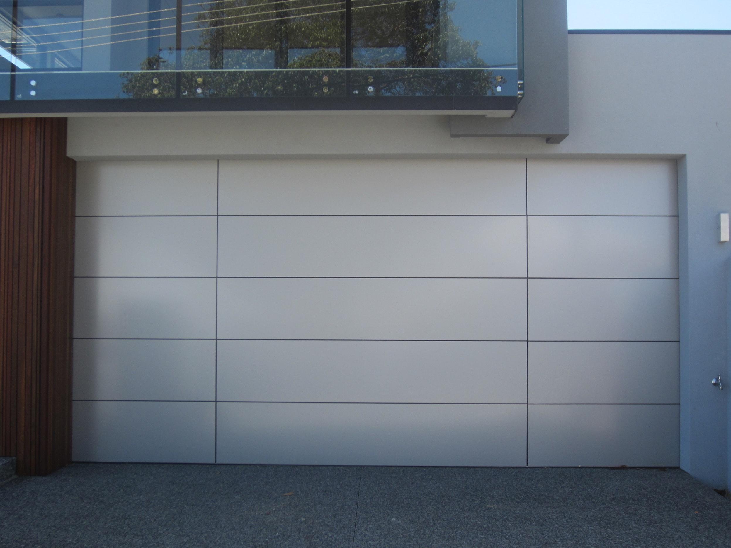 Ali Panel Quarter Half Quarter West Coast Garage Doors